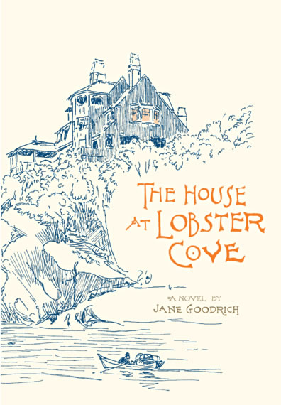 cover of The House at Lobster Cove